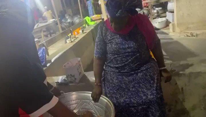 Pastor Adeboye's wife, Foluke, donates snacks to #EndSARS protesters